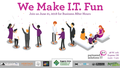 Partnered Solutions IT Business After Hours 2018